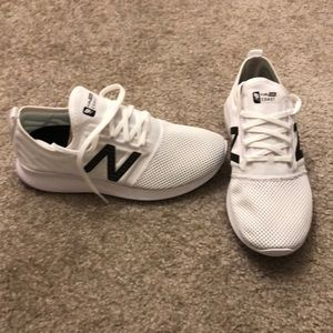 NWT New Balance Fuel Core Coast White Running Shoe